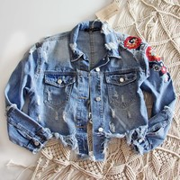 The Memphis Jean Jacket
