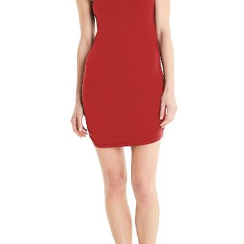 Michael Stars Ruched Side Tank Dress | Nordstrom