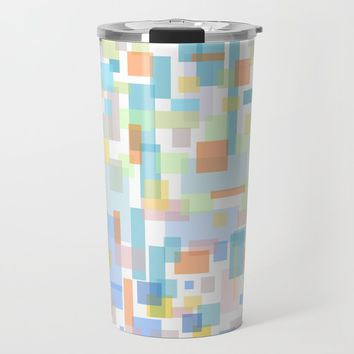 zappwaits-watercolor Travel Mug by netzauge