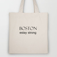 Boston Tote Bag by Irène Sneddon