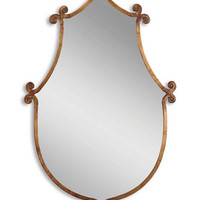 Uttermost Ablenay Antique Gold Mirror - 13648