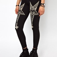 ZLYC Sixth Seal Leggings
