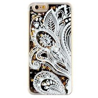 Quicksand Lace Bandanna iPhone 6 6s Case Cover Gift-170928