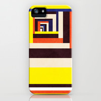 Out iPhone & iPod Case by Anai Greog