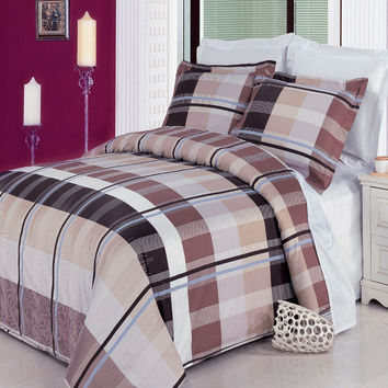 Arlington multi piece 100 Combed cotton duvet set