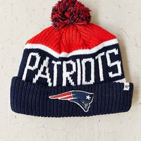'47 Brand New England Patriots Calgary Beanie- Red One