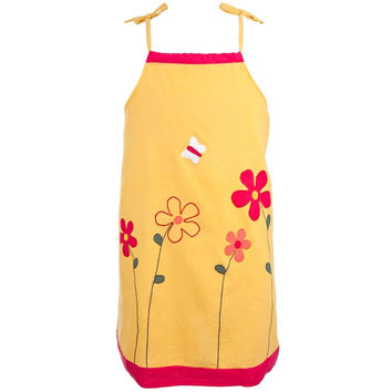 Little Hippie - Growing Garden Marigold Juvy Dress