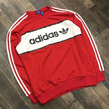 LMFUX5 ADIDAS Woman Men Fashion Top Sweater Pullover