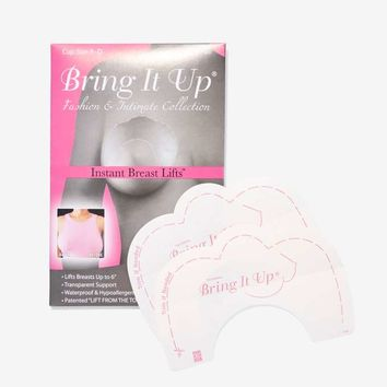 Bring It Up Instant Breast Lifts