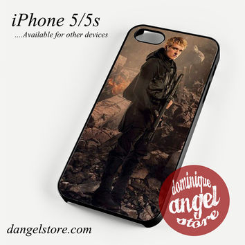 The Hunger Game Peeta (2) Phone case for iPhone 4/4s/5/5c/5s/6/6 plus