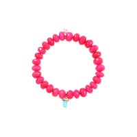 Turquoise Horn Beaded Bracelet | Marissa Collections