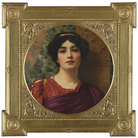 John William Godward R.B.A. | lot | Sotheby's