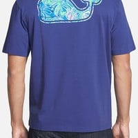 Men's Vineyard Vines 'Tropical Leaves' Graphic T-Shirt
