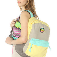 ONeill The Calder Colorblock Backpack in Multi : Karmaloop.com - Global Concrete Culture