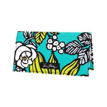 DCK4S2 Vera Bradley Checkbook Cover in Island Blooms