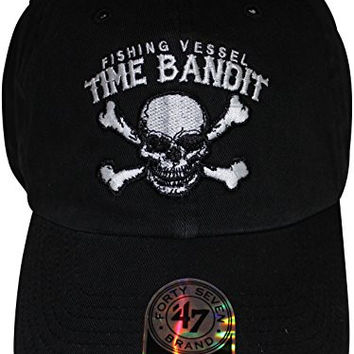 Time Bandit '47 Brand Dutch Harbor Alaska Hat