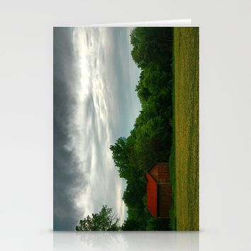 Wisconsin Farm Stationery Cards by Lindsey Jennings Photography