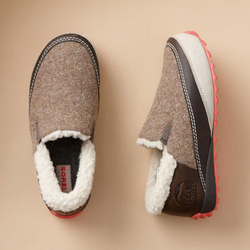 SOREL® MACKENZIE SNOW SLIP-ONS         -                  Shoes         -                  Footwear & Bags                       | Robert Redford's Sundance Catalog