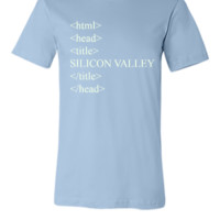 slicon valley - Unisex T-shirt