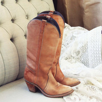 Vintage Honey Boots