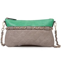 Urban Expressions Quilted Convertible Clutch