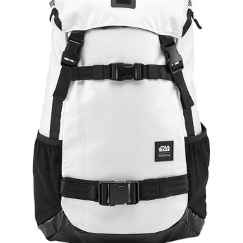 Landlock Backpack Stormtrooper| Men's Bags | Nixon Watches and Premium Accessories
