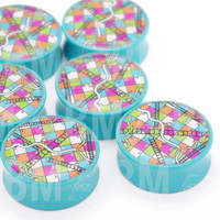 Snakes & Ladder BMA Plugs (6mm-27mm)