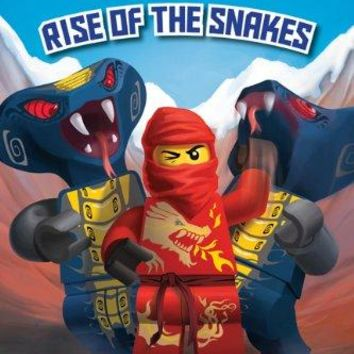 Rise of the Snakes Scholastic Readers: Lego