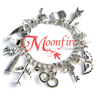 FIFTY SHADES OF GREY Ana Charm Bracelet