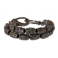 Two-Tone Chain Bracelet