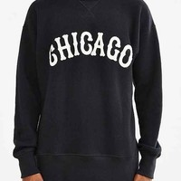 Ebbets Field Chicago Crew Neck Sweatshirt