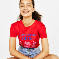 Ecologically grown cotton - New - Bershka United States