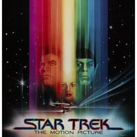 Star Trek The Motion Picture Poster 11x17