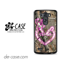 Love Browning Deer Camo For LG G3 Case Phone Case Gift Present