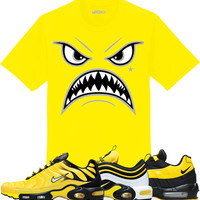 Nike Air Max Frequency Pack Bumble Bee Sneaker Tees Shirt - OREO WARFACE