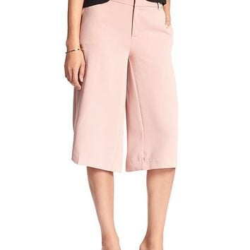 Banana Republic Factory Wide Leg Culotte