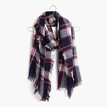 Rangeplaid Scarf : | Madewell