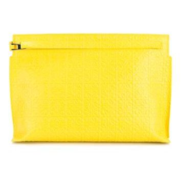LOEWE | Large Leather Pouch | Womenswear | Browns Fashion
