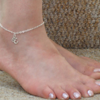 Stylish Gift Cute New Arrival Shiny Ladies Sexy Jewelry Hot Sale Accessory Simple Design Anklet [6464856769]