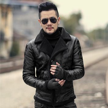 Fur Sure Collar Jacket