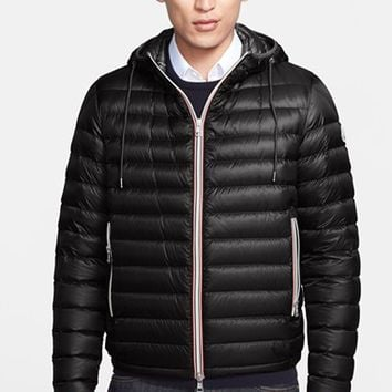 Men's Moncler 'Athens' Hooded Down