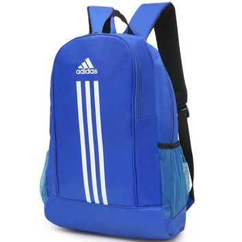 ADIDAS 2018 men and women couple shoulder bag casual travel back F-A30-XBSJ Blue