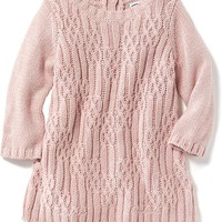 Old Navy Cable Knit Sweater Dress