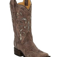 Corral Pasadena Square Toe Cowboy Boot