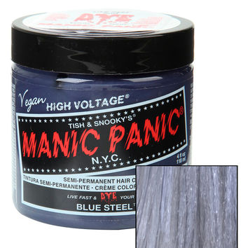 Manic Panic Blue Steel Classic Cream Hair Dye