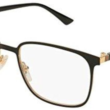 Gucci GG0294O Eyeglasses 002 Black 54 mm