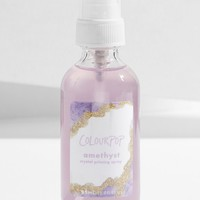 Amethyst Crystal Matte Priming Spray – ColourPop