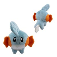 Pokemon Mudkip 12cm Soft Plush Stuffed Doll Toy