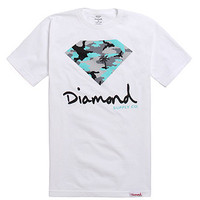 Diamond Supply Co Palm Camo Script T-Shirt at PacSun.com