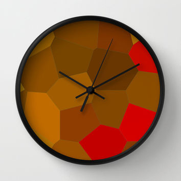 Cha cha Wall Clock by Bruce Stanfield